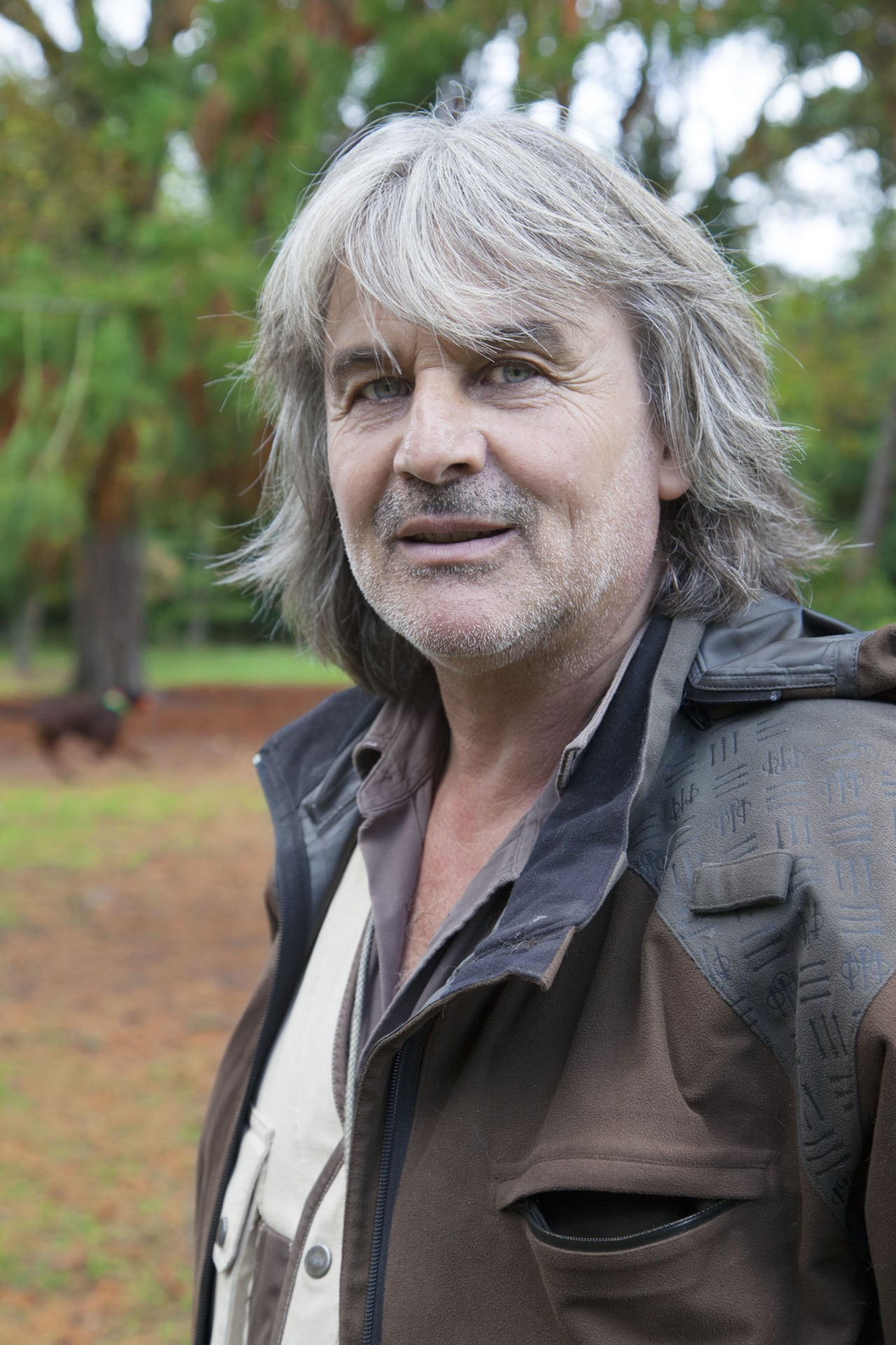 Portrait Franck Philip